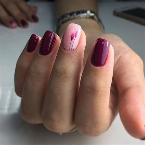 Beautiful Nail Ideas by Minimalist Nail Ideas Is Less More In Nail Design