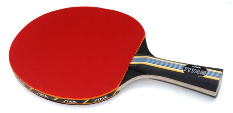 table tennis racket brands stiga titan table tennis racket review equipment junkie