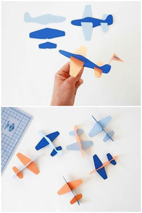 Toys With Paper - 40 beautiful illustrations of paper bored