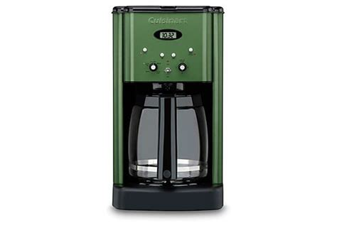 Green Coffee Melani discont up coffee maker metallic green coffee maker coffee and green