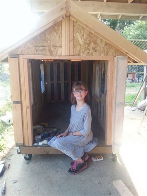 amazing 9 year builds micro houses for the homeless