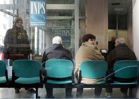 inps ufficio sta pensioni con l anticipo ideato dal governo si perde una