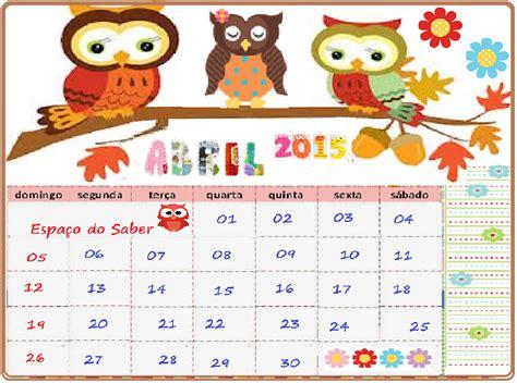 Calendario De Santos 2015 Espa 231 O Do Saber Calend 225 2015 Corujas