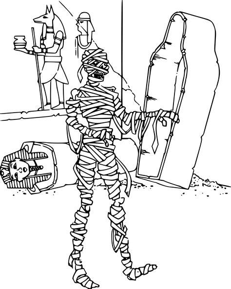 Coloriage Momie Halloween 224 Imprimer Sur Coloriages Info Coloriage Gratuit Mandala L
