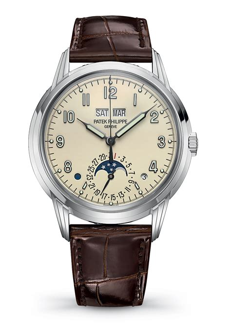 Patek Philippe Magazine patek philippe reinvents the perpetual calendar again with ref 5320g the awristocrat magazine