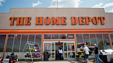 home depot raised its year eps target to 7 15 from 7 13