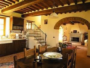 tuscan style homes interior estilo toscano de decoraci 243 n arkiplus