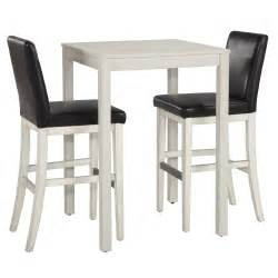 bistro table and chairs home styles nantucket white bistro table set 5022 358