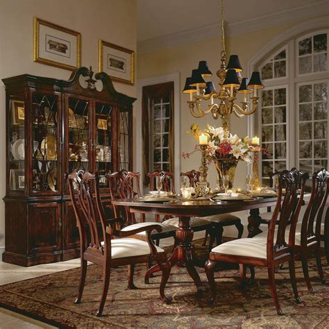 american drew cherry grove dining room pleasing american drew cherry grove th piece double