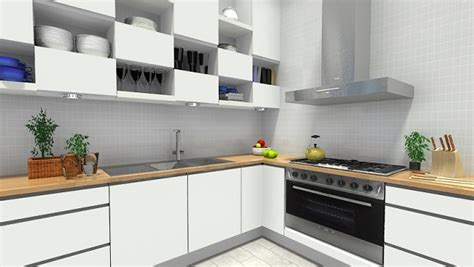 diy kitchen ideas creative kitchen cabinets roomsketcher blog