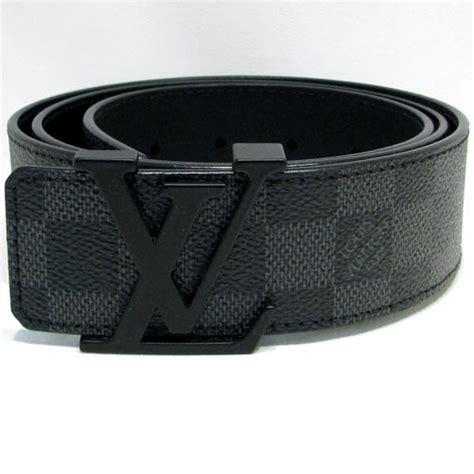 Belt Lv Damier Black Logo Silver Quality Import Keren Murah Baru buy lv checkered belt black in pakistan shopon pakistan