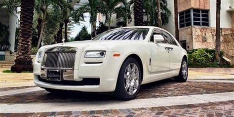 rolls royce rental miami rolls royce ghost rental miami