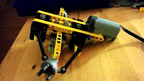 Exactly Gif building how to design ackermann steering with lego
