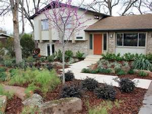 split level landscaping curb appeal 15 before and after curb appeal makeovers page 16
