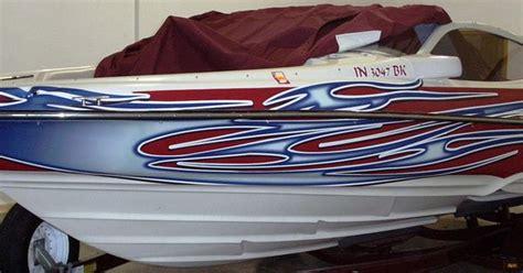 boat wraps indianapolis boat graphics boat wrap custom graphics skinz wraps