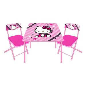 hello table and chairs hello pink black activity table and 2 chairs set