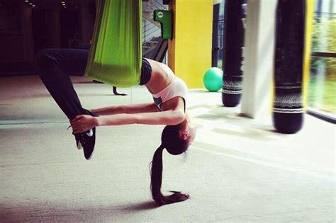 yoga swing reviews buy yoga swing sling trapeze hammock for gym yoga pilates