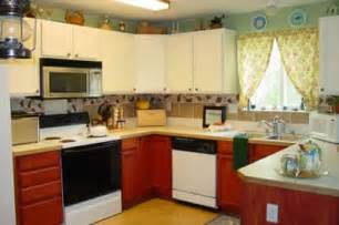 Ideas For Decorating Kitchens simple kitchen deco 1 clean and simple kitchen decorating ideas 0 jpg