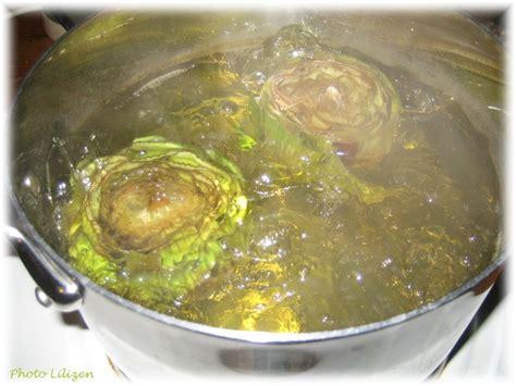 artichaut cuisine velout 233 de haddock et d artichaut lilizen cuisine
