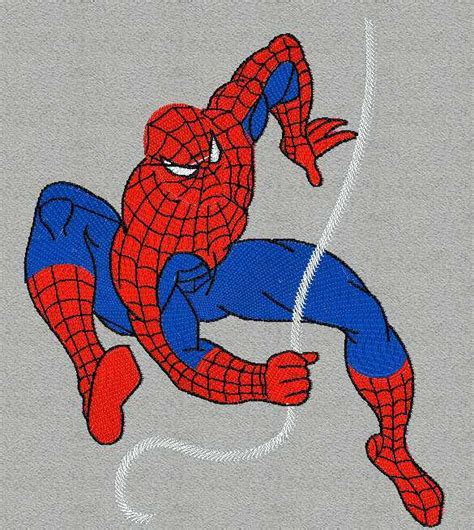 spiderman pattern download free spiderman embroidery patterns machine and 50 similar items