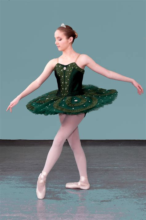 Rich Green Platter Tutu with Swarovski Accents   Cecee's