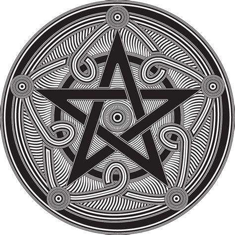 celtic pentagram tattoo designs celtic pentagram designs wiccan pentagr pentacle