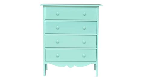 Four Drawer Dresser Circle Furniture Summer Cottage Four Drawer Dresser