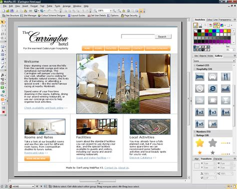webplus x8 tutorial serif webplus x5 software productivity gandlessdi