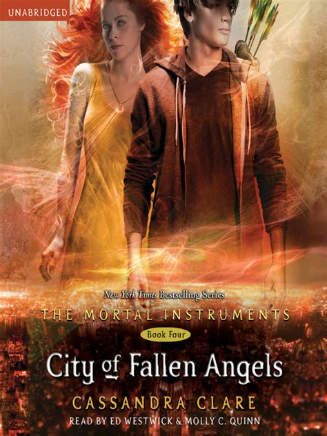 city of fallen angels the mortal instruments series 4 city of fallen angels ontario library service download