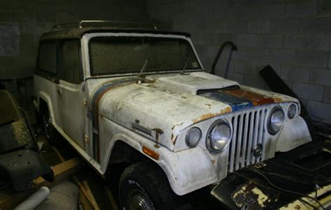 jeep commando hurst rarest jeep ever hurst jeep commando