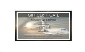 travel certificate template travel gift certificate templates 9 free word pdf psd