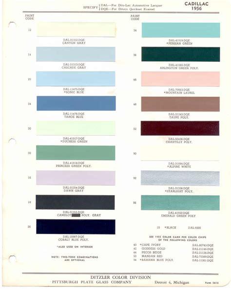 1956 ford f100 color chart html autos weblog