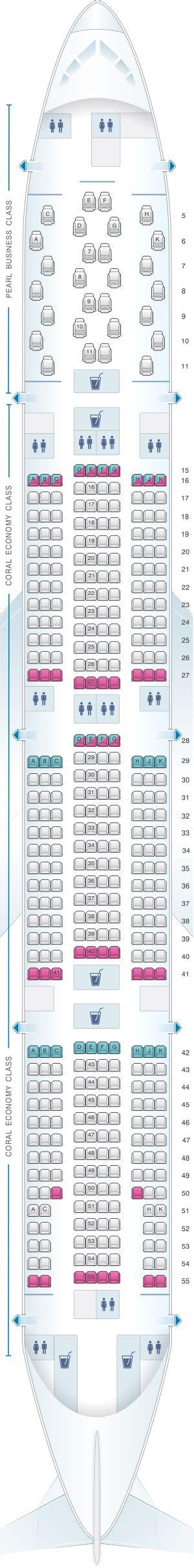 etihad airways seat map seat map etihad airways boeing b777 300er 2class v1