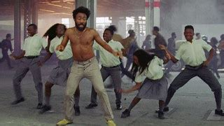 childish gambino pose this is america the meaning behind the lyrics