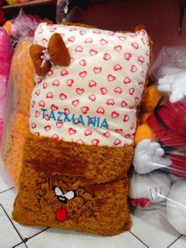 Bantal Kepala Karakter Xl boneka maskot pemerintah dki jakarta hafiz toys