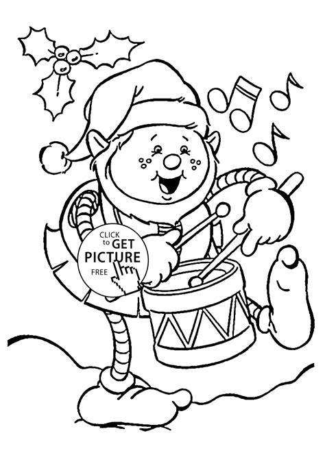 funny elf coloring pages funny christmas elf coloring pages for kids printable free