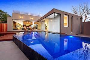 L Shaped Garage Designs custom pool builders carrum downs melbourne victoria 3201