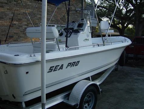 sea pro boats for sale near me sea pro 1900 center console boats for sale