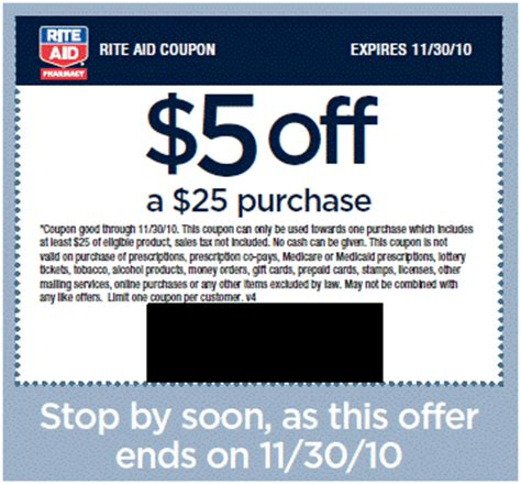 printable rite aid coupons photo trials ireland