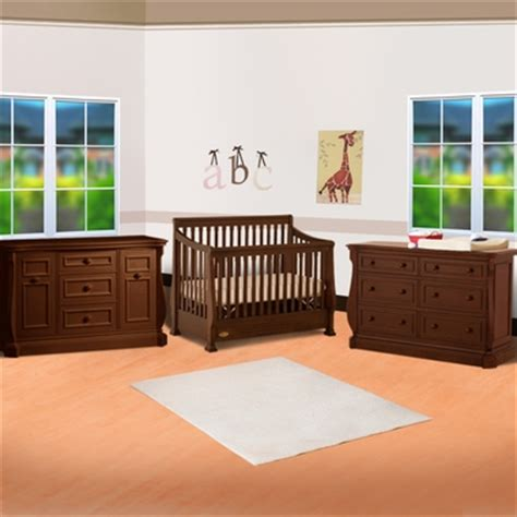 Ragazzi Etruria Crib by Ragazzi 3 Nursery Set Etruria Stages Sleigh Crib