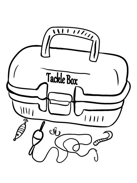 coloring pages fishing lures fishing report news your 1 source for worldwide lake fun