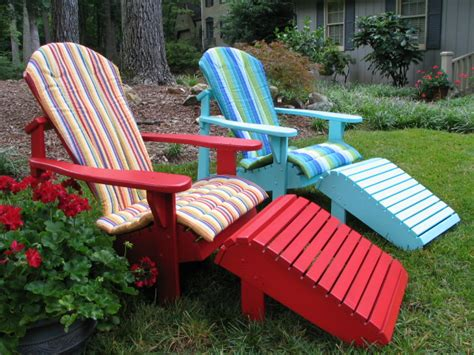 adirondack cusions wooden how to make adirondack chair pads pdf plans