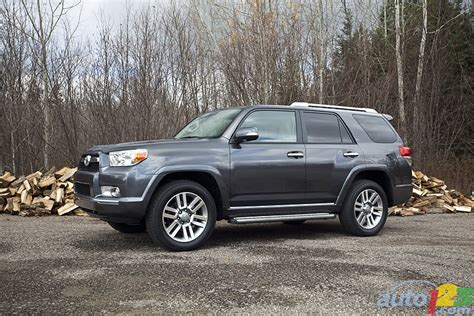 Toyota 4runner Limited Review List Of Car And Truck Pictures And Auto123