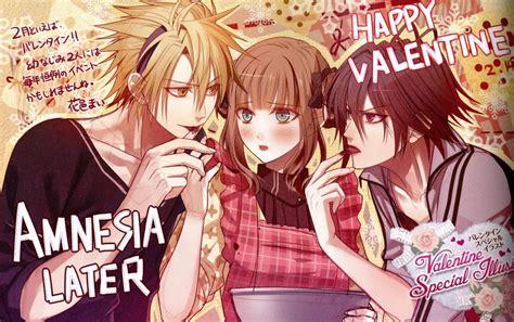 anime valentines day happy valentines day by dantista on deviantart
