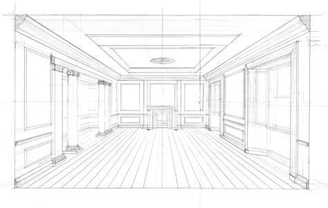 online drawing room free hand chicago apartment dining room claudio