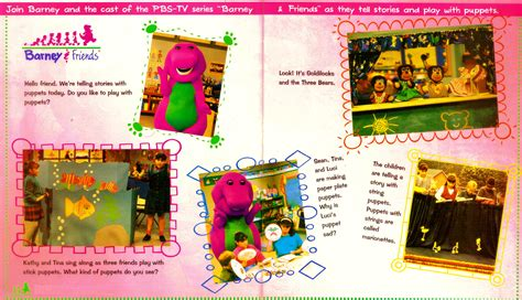 barney fan club magazines barney and friends stories on allnewbarneyclub deviantart