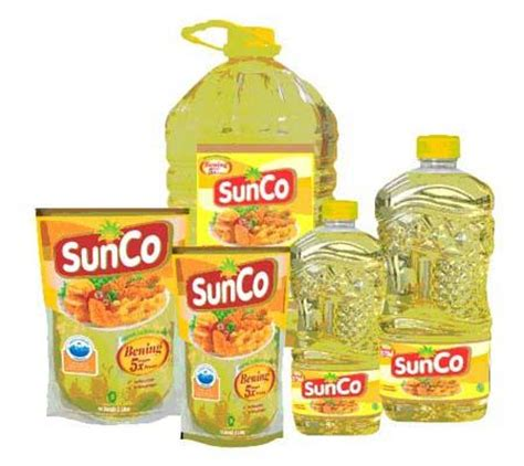Minyak Sunco sunco palm cooking citra sukses international