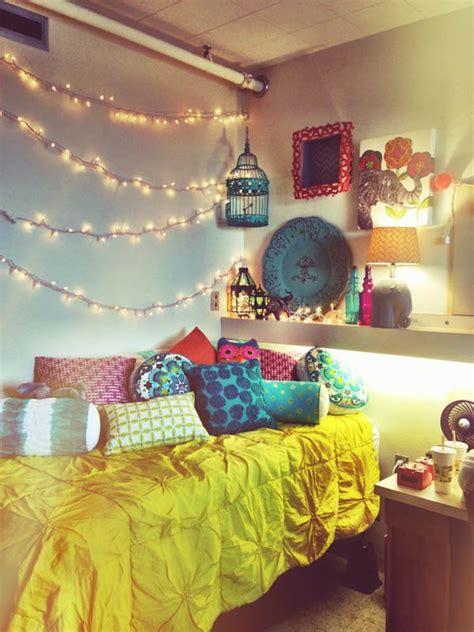 lights in the bedroom