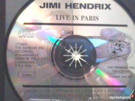 Kaset Jimi Handrix Experience jimi experience live in cd wrocław