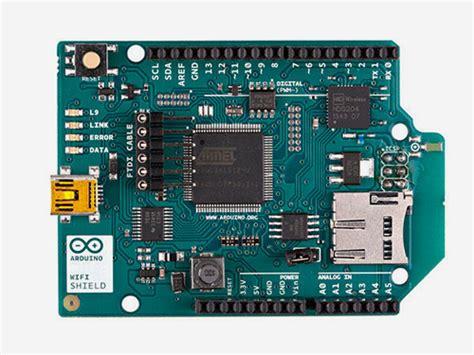 Wifi Shield arduino arduinowifishield